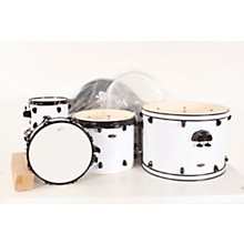 Sound Percussion Labs UNITY 5-Piece Shell Pack Level 2 White 888366037751