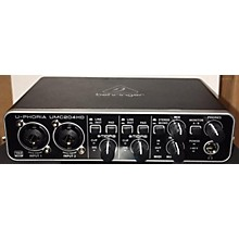 Behringer UPHORIA UMC204HD Audio Interface