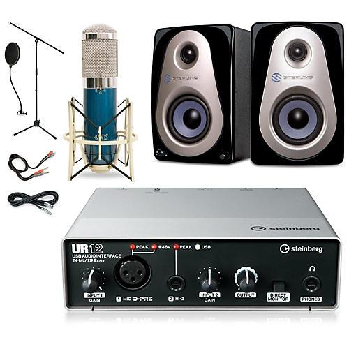 Steinberg UR12, MXL 4000, MX3 Package-thumbnail