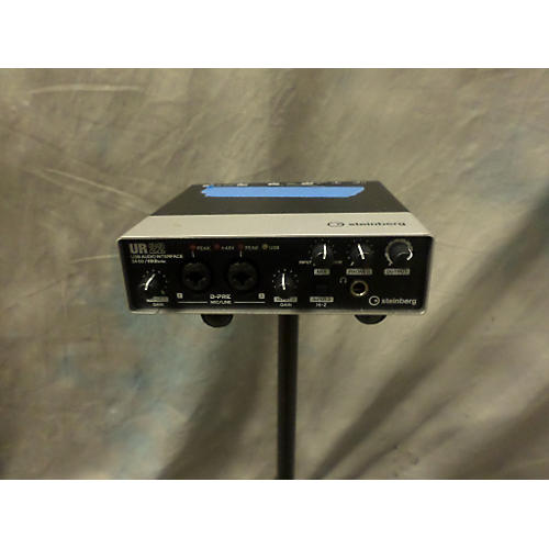 Steinberg UR22 Audio Interface