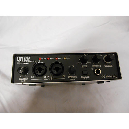 Steinberg UR22 Audio Interface-thumbnail