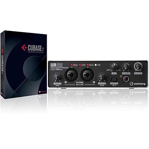 Steinberg UR22 USB2.0 Audio Interface Upgrade
