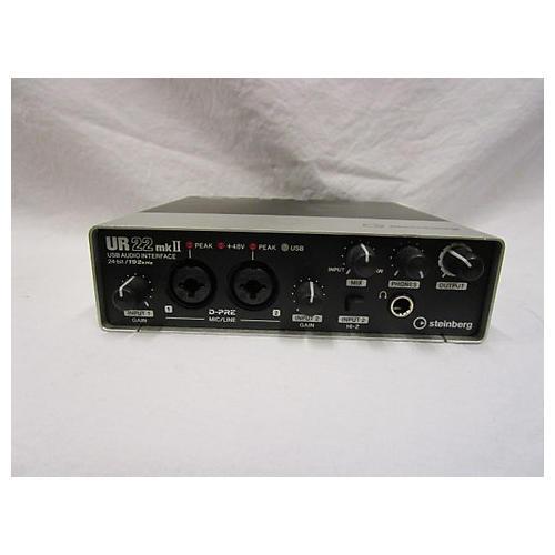 Steinberg UR22MKII Audio Interface