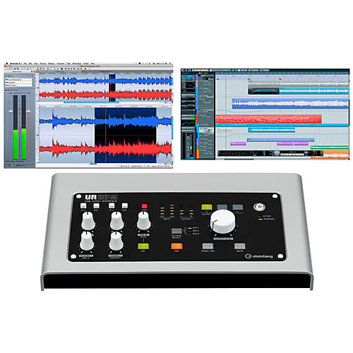 Steinberg UR28M USB 2.0 Audio Interface with DSP FX-thumbnail