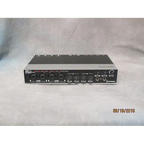 Steinberg UR44 Audio Interface-thumbnail