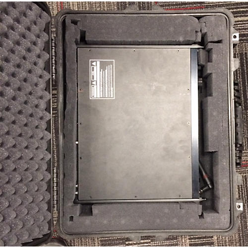 Shure UR4S+ With Pelican Case Wireless System