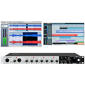 Steinberg UR824 USB 2.0 Audio Interface with DSP FX