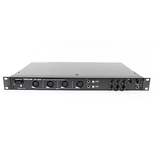 Tascam US-1200 USB Audio Interface  888365370316