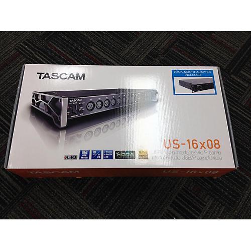 Tascam US-16x08 USB Audio Interface Audio Interface-thumbnail
