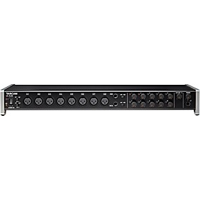 tascam us 16x08 usb audio interface guitar center. Black Bedroom Furniture Sets. Home Design Ideas