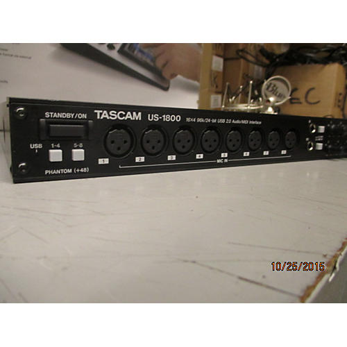 Tascam US-1800 Audio Interface-thumbnail