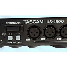 Tascam US 1800 Audio Interface