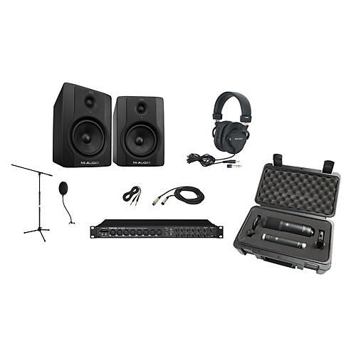 Tascam US-1800 Complete Desktop Recording Bundle