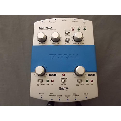Tascam US-22 Audio Interface-thumbnail