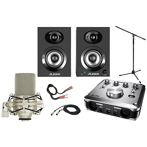 Tascam US-322 MXL Package