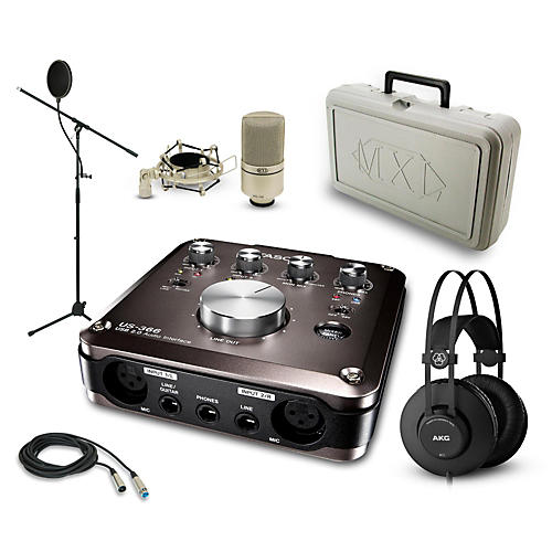 Tascam US-366, K52 and 990 Package-thumbnail