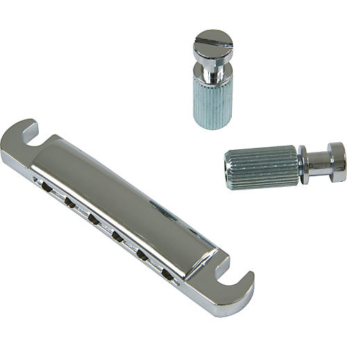 ProLine US Les Paul Stop Tailpiece Assembly Chrome