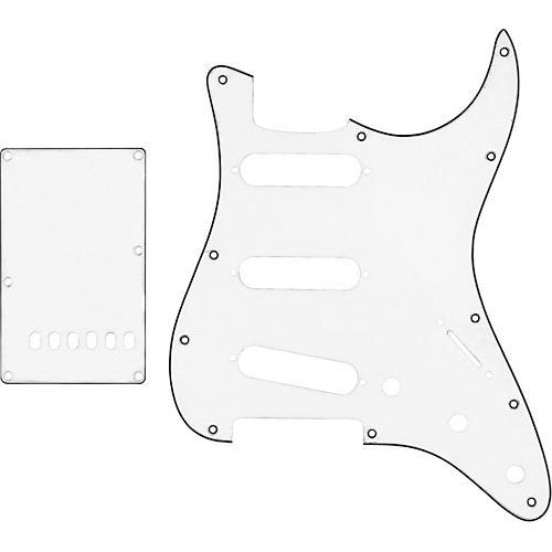 Proline US Strat Pickguard SSS with Back Plate-thumbnail