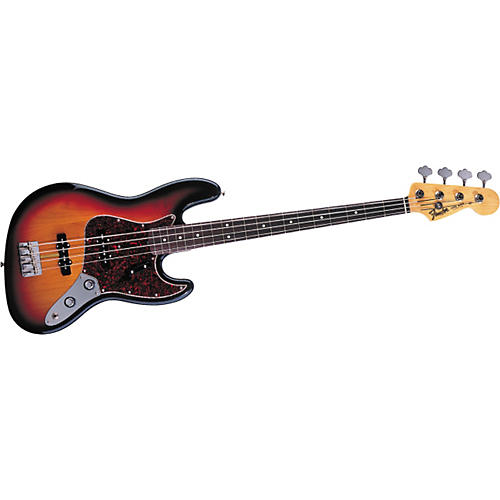 Fender US Vintage '62 Jazz Bass 3-Color Sunburst