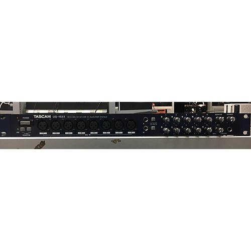 Tascam US1641 Audio Interface