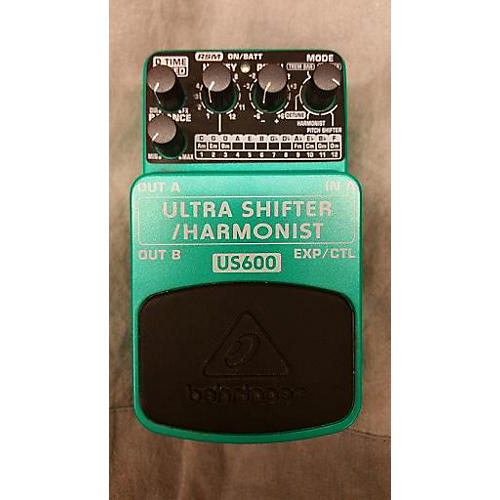Behringer US600 Ultra Shifter/Harmonist Effect Pedal-thumbnail