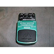 Behringer US600 Ultra Shifter/Harmonist Effect Pedal