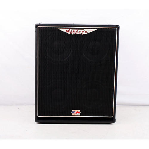 Ashdown USA 410H 1050W 4x10 8-Ohm Bass Cabinet  886830773853
