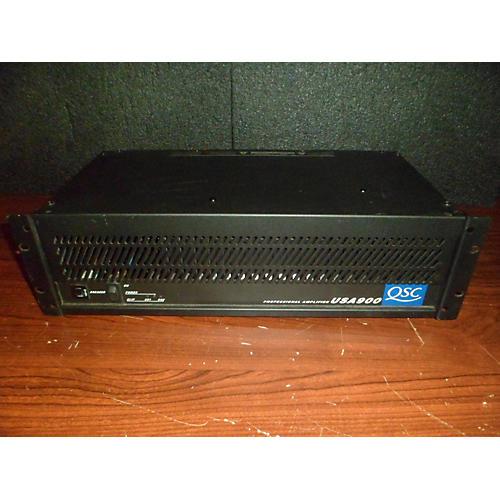 QSC USA 900 Power Amp-thumbnail