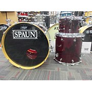 Spaun USA Acrylic Drum Kit