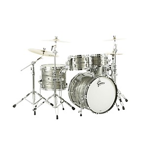 Gretsch Drums USA Brooklyn Series 4-Piece Shell Pack by Gretsch Drums