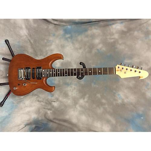 Peavey USA CUSTOM Solid Body Electric Guitar SOLID WALNUT