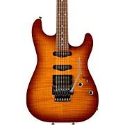 USA Contoured Exotic Electric Guitar