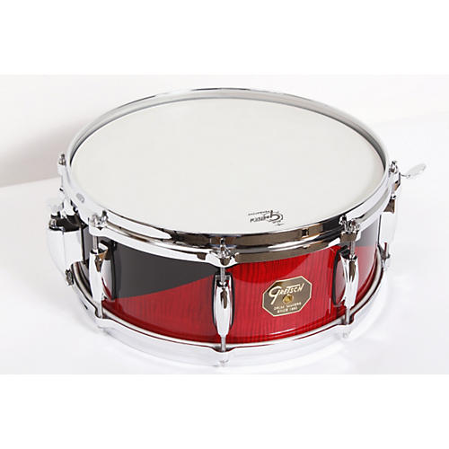 Gretsch Drums USA Custom Harlequin Finish Snare Drum-thumbnail