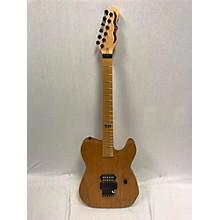 Dean USA Custom NashVegas Floyd - Black Limba Solid Body Electric Guitar