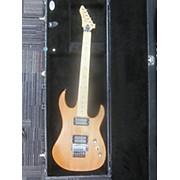 B.C. Rich USA HANDMADE GUNSLINGER MASTERBUILT Solid Body Electric Guitar