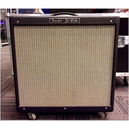 Fender USA Hot Rod Deville 60W 4X10 Tube Guitar Combo Amp