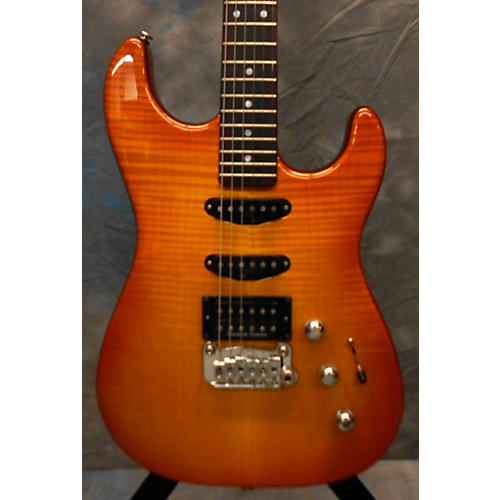 G&L USA Legacy Deluxe Solid Body Electric Guitar