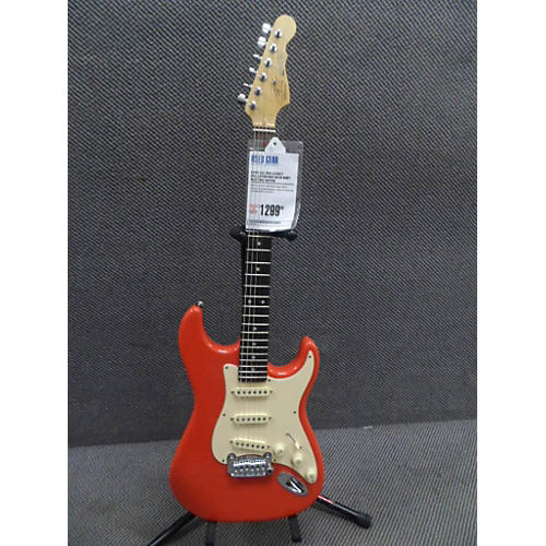 G&L USA Legacy Solid Body Electric Guitar-thumbnail