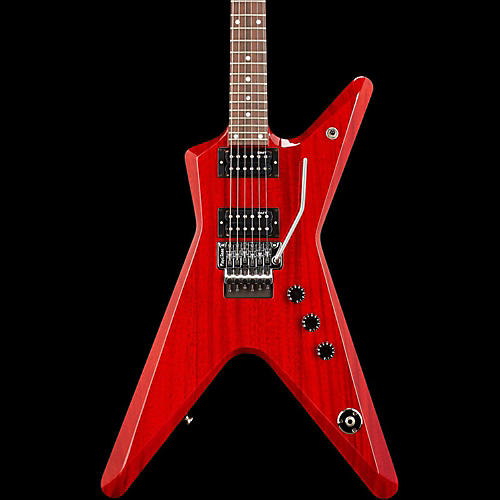 Dean USA ML Modifier 1000 Electric Guitar Transparent Red