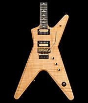 USA ML Modifier Flame Maple Electric Guitar