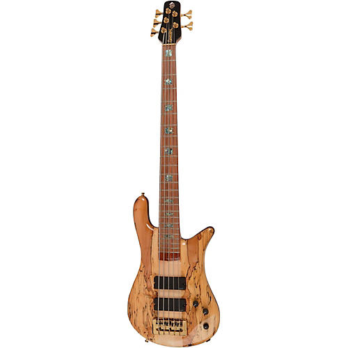 Spector USA NS-5XL Exotic Limited Edition 5-String Bass