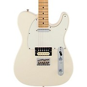 USA Professional Telecaster HS Electric Guitar Olympic White Maple