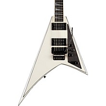USA RR1 Randy Rhoads Select Series Electric Guitar Snow White Pearl with Black Pinstrp