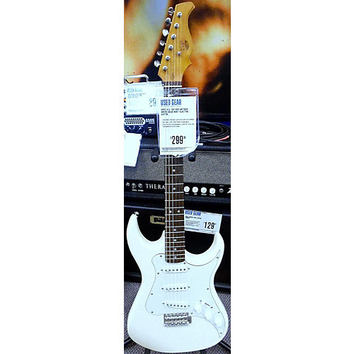 AXL USA SRO Solid Body Electric Guitar-thumbnail