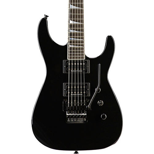 Jackson USA Select SL2H Soloist Electric Guitar Metallic Black