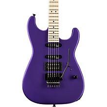 USA Select San Dimas HSS FR Maple Fingerboard Electric Guitar Satin Plum