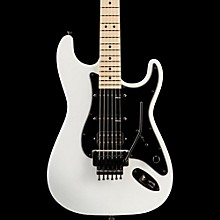 Charvel USA Select So-Cal HSS FR Maple Fingerboard Electric Guitar Snow Blind Satin