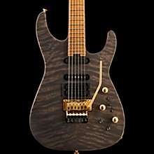 USA Signature Phil Collen PC1 Satin Satin Transparent Black