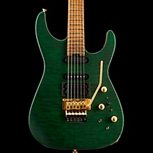 Jackson USA Signature Phil Collen PC1 Satin Satin Transparent Green
