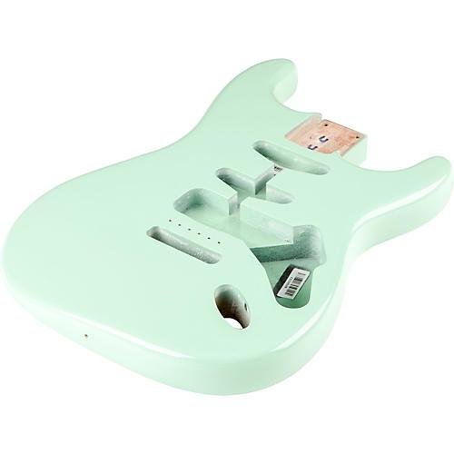 Fender USA Stratocaster HSS Alder Body Vintage Bridge Mount-thumbnail